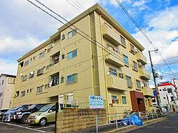 住之江マンション[2階]の外観