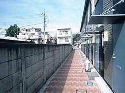 レオパレスマロンコート[1階]の外観