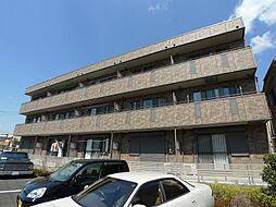 千葉県柏市小青田2丁目の賃貸アパートの外観