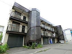 マンションパール[307号室]の外観