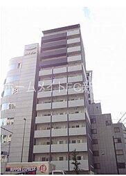 東京都港区新橋4丁目の賃貸マンションの外観