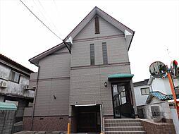 大阪府吹田市山手町1丁目の賃貸アパートの外観