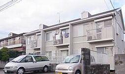 東京都小金井市東町4丁目の賃貸アパートの外観