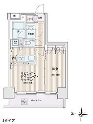 エスティメゾン錦糸町2[0408号室]の間取り