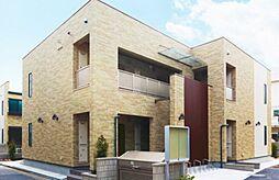 東京都葛飾区堀切6の賃貸アパートの外観