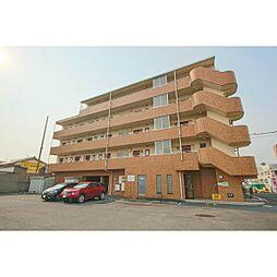 岡山県岡山市東区西大寺中野本町の賃貸マンションの外観