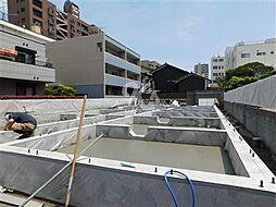 兵庫県明石市本町2丁目の賃貸アパートの外観