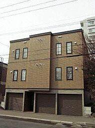 北海道札幌市東区北二十四条東1丁目の賃貸アパートの外観