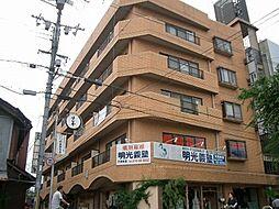 中大路ビル[4階]の外観