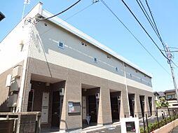 東京都西東京市東町2の賃貸アパートの外観