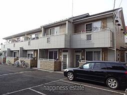 [テラスハウス] 東京都町田市成瀬5丁目 の賃貸【/】の外観