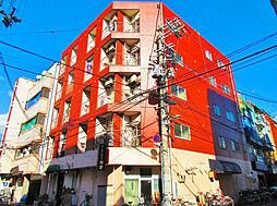大阪府大阪市西成区玉出西2丁目の賃貸マンションの外観