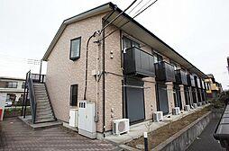 アムール江戸川台[1階]の外観