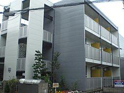 東京都墨田区東向島4丁目の賃貸マンションの外観