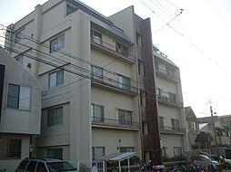 兵庫県西宮市大屋町の賃貸マンションの外観
