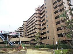 ライオンズマンション上野芝駅前[5階]の外観