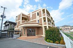兵庫県姫路市田寺8丁目の賃貸マンションの外観