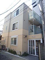 b'CASA Yokohamaminami[202号室号室]の外観