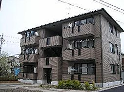 エスポワール富竹[3階]の外観