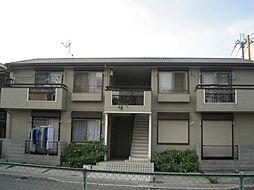 リラハイツ[2階]の外観