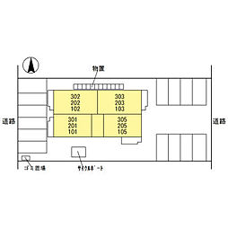 仮)D-room本町[1階]の外観