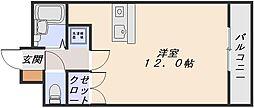 スペース7[3階]の間取り