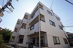 神奈川県川崎市多摩区中野島1の賃貸マンションの外観