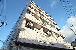 広島県広島市安佐北区可部3丁目の賃貸マンションの外観