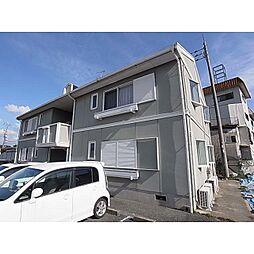 奈良県香芝市藤山の賃貸アパートの外観