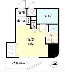 シティハイツ新大塚[7階]の間取り