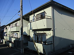 大阪府四條畷市岡山東5丁目の賃貸マンションの外観