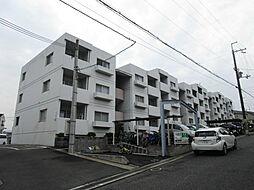 香里ヶ丘ビューハイツ[3階]の外観
