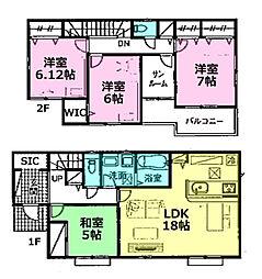 新前橋駅 2,280万円
