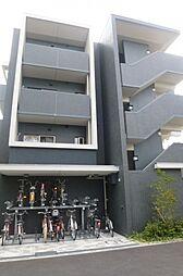 アプリコット長居[2階]の外観