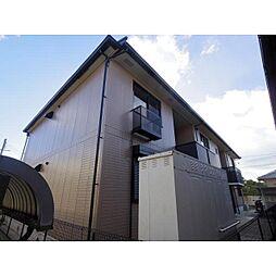 奈良県奈良市三条大路5丁目の賃貸アパートの外観