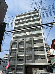 兵庫県尼崎市神田北通4丁目の賃貸マンションの外観