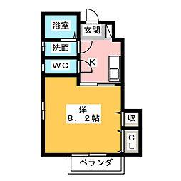 Maison・de・F[1階]の間取り