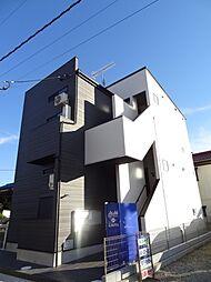 千葉県千葉市中央区院内2丁目の賃貸アパートの外観