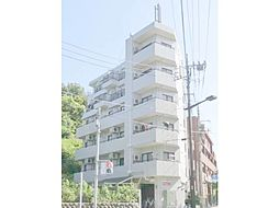Uトピア高幡不動[2階]の外観