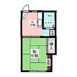 【敷金礼金0円!】はぎの荘