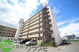 大阪府東大阪市若草町の賃貸マンションの外観