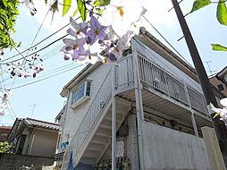 パーク幡ヶ谷[105号室]の外観