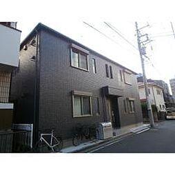 神奈川県横浜市南区若宮町4丁目の賃貸アパートの外観