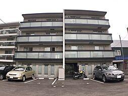 北海道札幌市中央区南十七条西7丁目の賃貸マンションの外観