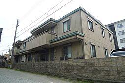 ソシア本荘[2階]の外観