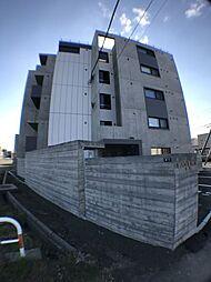 北海道札幌市豊平区西岡五条1丁目の賃貸マンションの外観