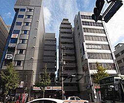 京都府京都市下京区順風町の賃貸マンションの外観