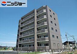 仮)ウッドベルV[2階]の外観