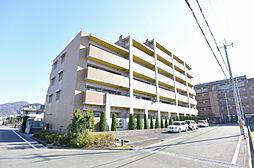 大阪府交野市森北1丁目の賃貸マンションの外観