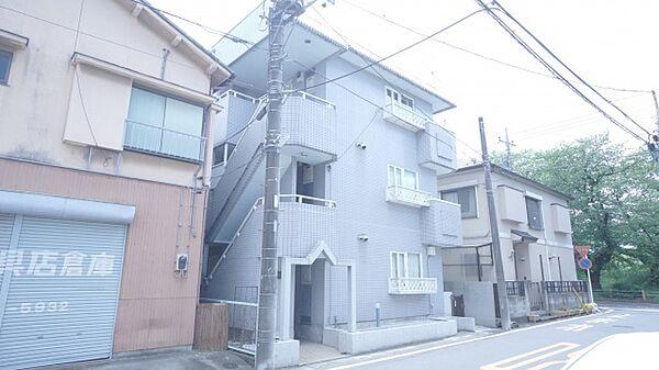 埼玉県熊谷市河原町1丁目の賃貸マンションの外観